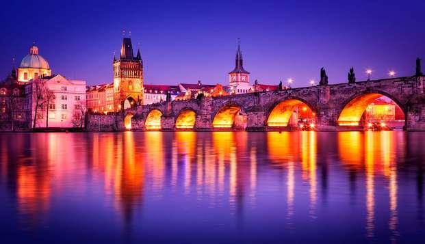Escapada a Praga a 5 minutos de Wenceslao