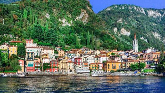 Relax nella natura al Lago di Como