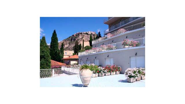 Weekend a Taormina in un hotel con vista panoramica