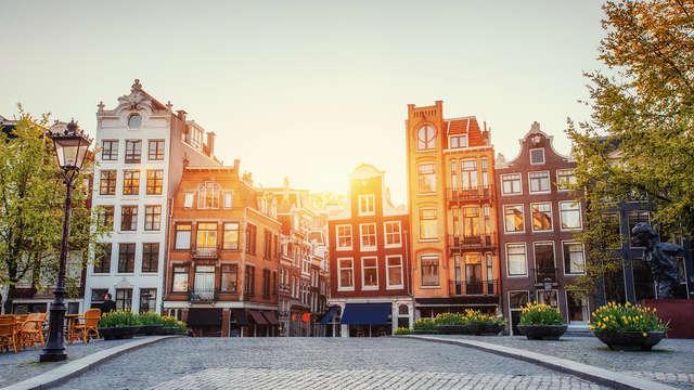 Verwen jezelf met een citytrip naar Amsterdam