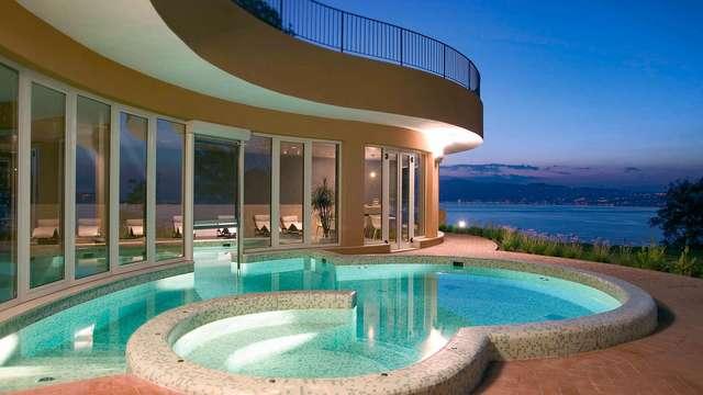 Benessere sulla Costa Viola: soggiorno in resort con SPA e Kit incluso