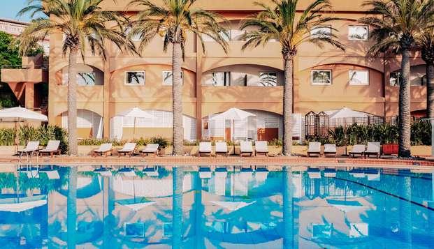 Oferta desde 3 noches en un resort 5* en Costa Viola con tratamiento facial incluido