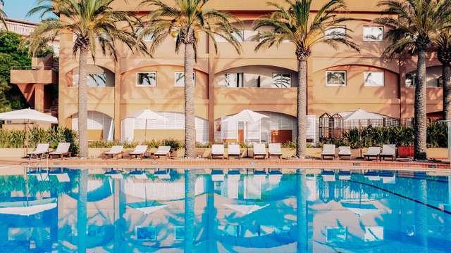 Offerta da 3 notti in un Resort 5* sulla Costa Viola con trattamento viso incluso