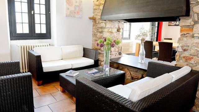 Hotel du Pont d Ascain