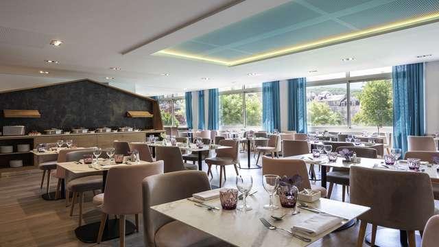 Week-end avec dîner & accès spa à Aix les Bains