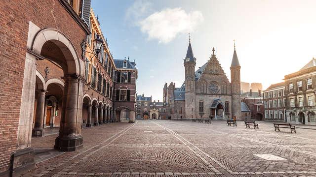 Citytrip en verblijf in hartje Den Haag