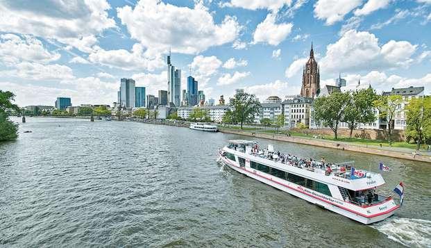 Découvrez Frankfurt depuis la rivière (a partir de 2 nuits)
