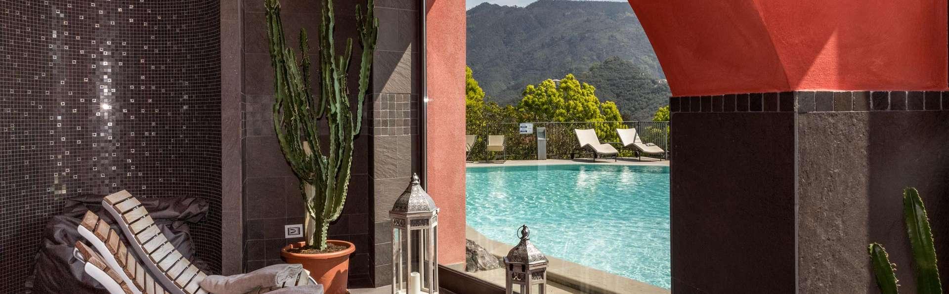 Soggiorno alle Cinque Terre con Spa... e regaliamo un voucher da spendere in hotel!