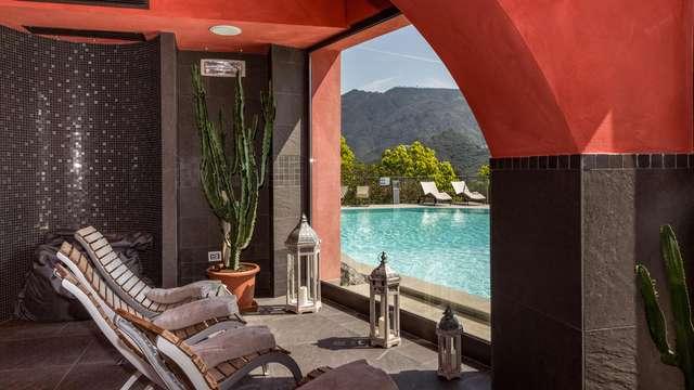 Verblijf in Cinque Terre met spa ... en met een gratis voucher om in het hotel te besteden als kers op de taart!