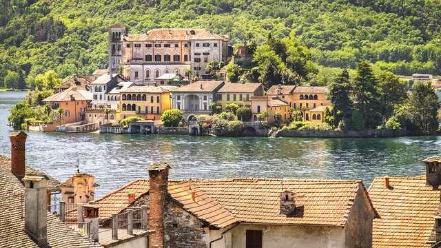 Weekend ad Arona sulle sponde del Lago Maggiore