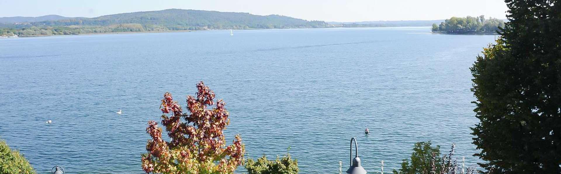 Séjour de deux nuits sur le Lac Majeur, à Arona