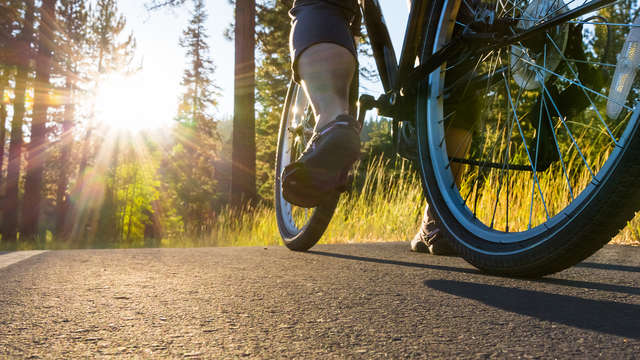 E-bike para 2 adultos