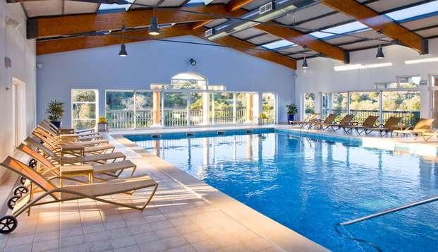Escapada media pensión en un resort 5* en el Algarve
