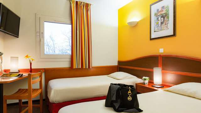 Hotel Roi Soleil Colmar