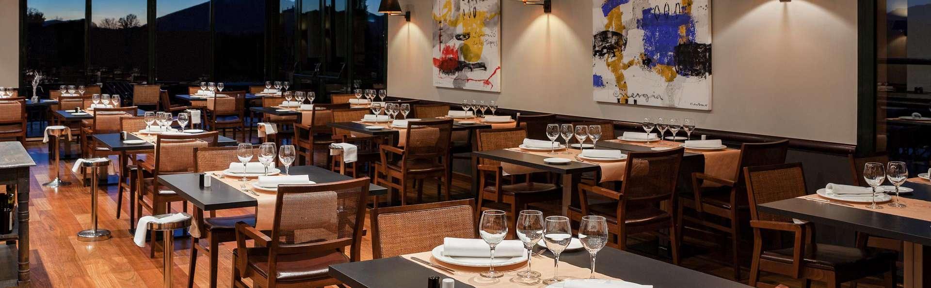 Mise au vert avec dîner en Catalogne