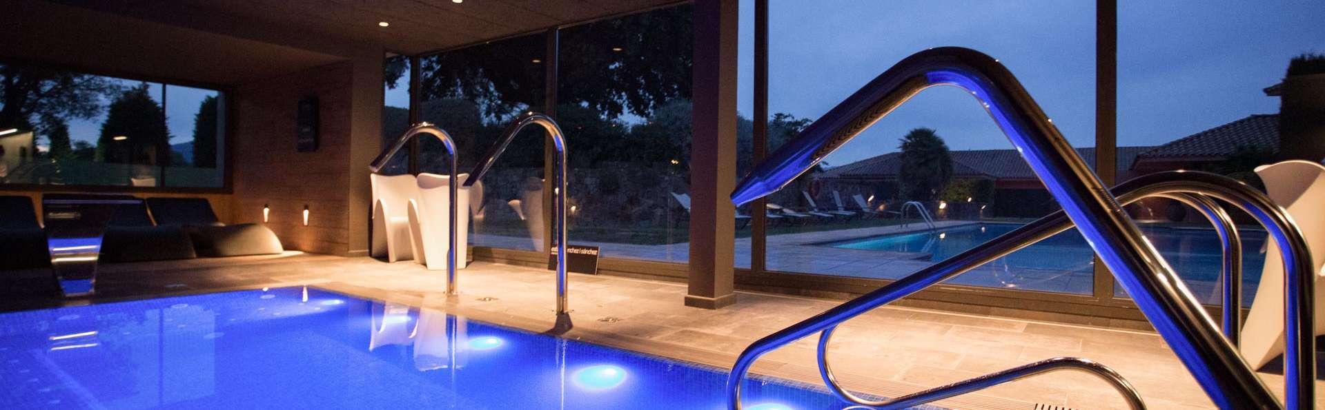 Disfruta de unas mini-vacaciones de relax en el Alt Empordà con acceso Spa y en habitación Superior