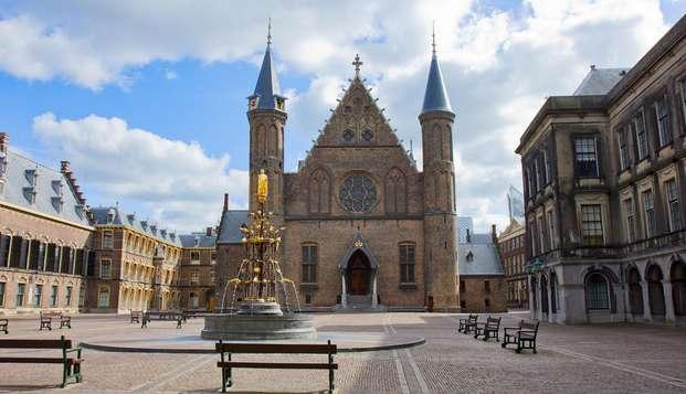 Comfort in een rustgevend landschap tussen Den Haag en Delft
