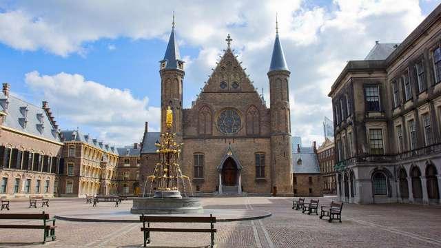 Confort en un paisaje relajante entre La Haya y Delft