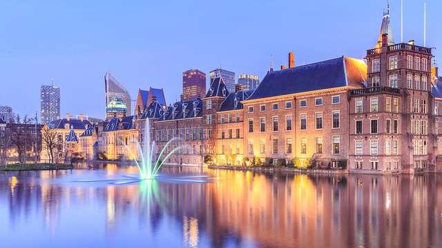 Si vous ne pouvez pas choisir entre Delft et La Haye, choisissez le confort du Riva Hotel!