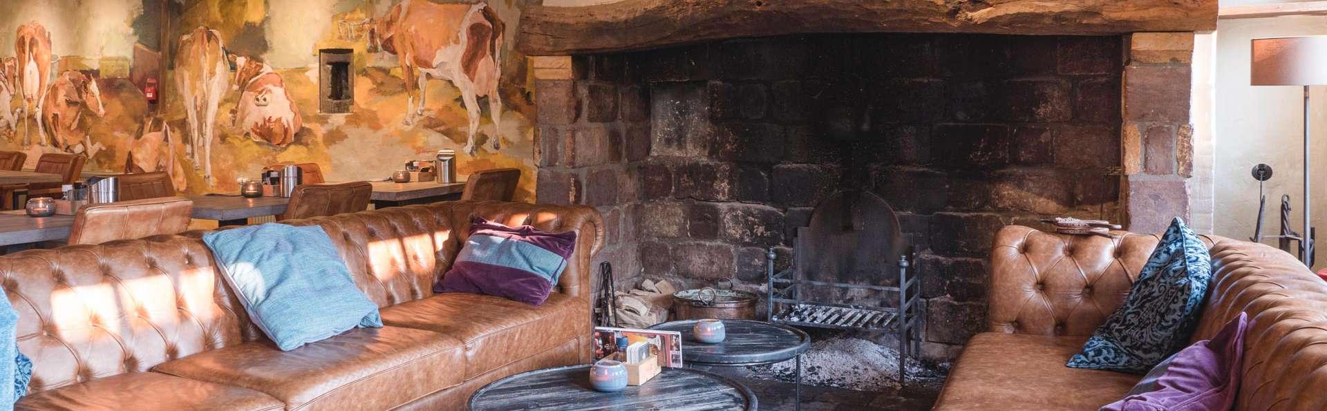 Séjour avec dîner dans une auberge historique à Bronkhorst