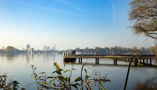 Verblijf in de havenstad van Nederland