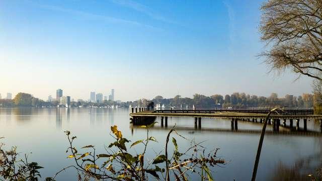 Alójate en la ciudad portuaria de los Países Bajos