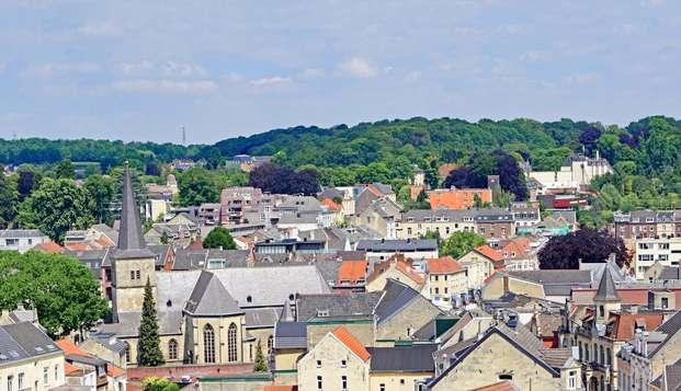 Séjour en famille au cœur de la région de Heuvelland, Limbourg