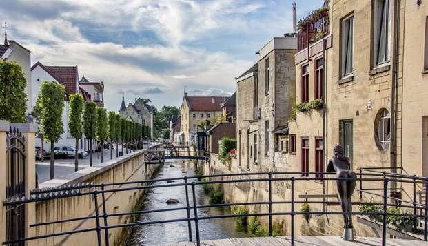 Découvrez le Limbourg méridional et l'emblématique ville de Fauquemont