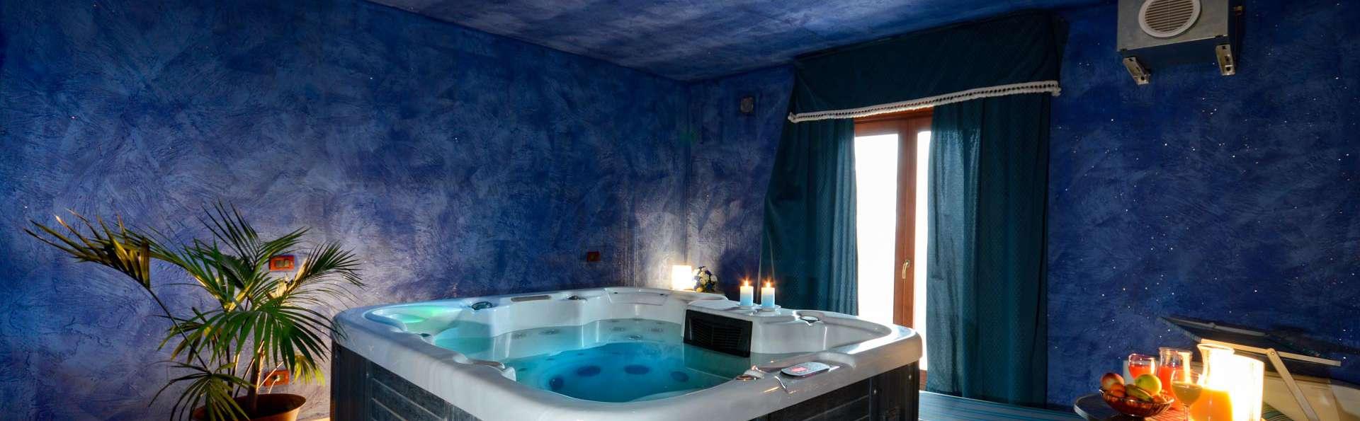 Bienestar en el corazón de la verde Irpinia con spa privado con 60' incluidos