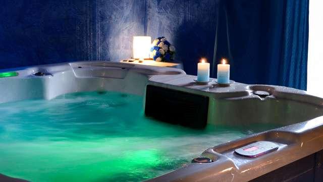 Benessere nel cuore della verde Irpina con spa privata di 60' inclusa
