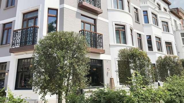 Luxe verblijf in een chique hotel in Blankenberge