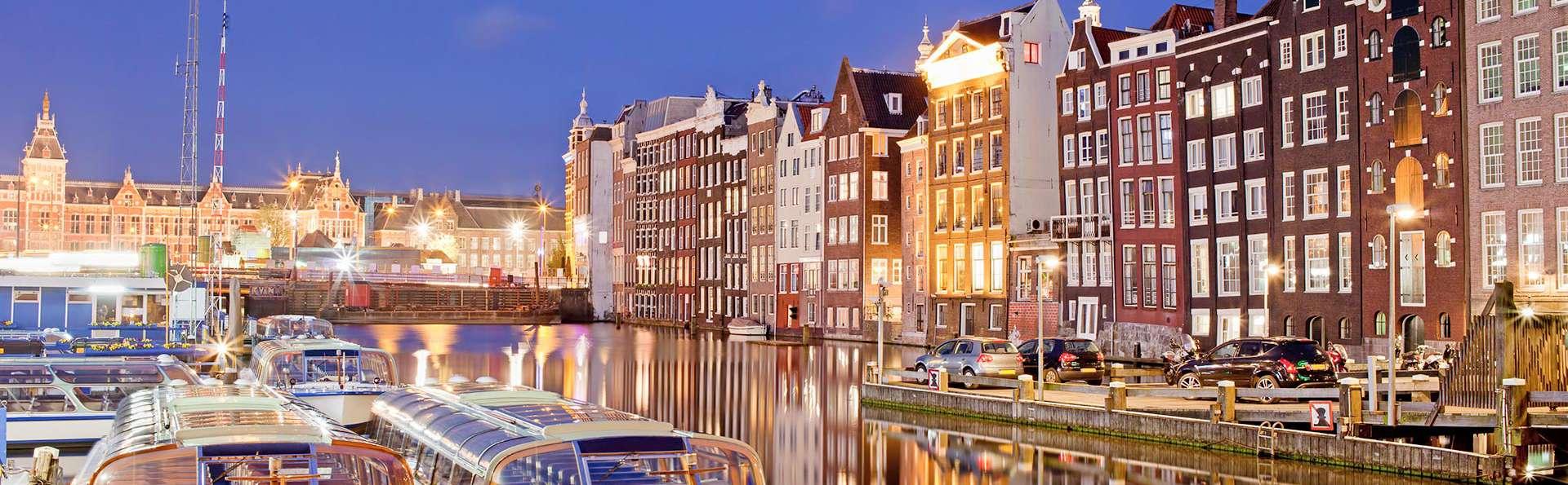 Relájate en un ambiente de diseño en las afueras de Ámsterdam