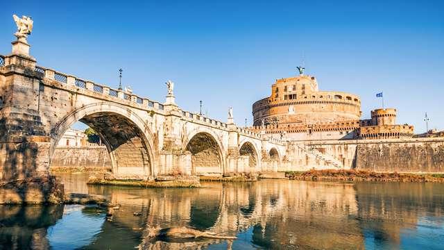 Offerta nel centro di Roma con famiglia o amici in camera quadrupla