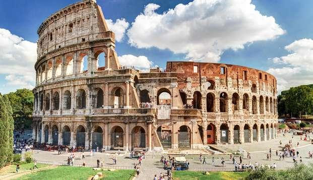 À la découverte des merveilles de Rome à quelques pas du centre-ville