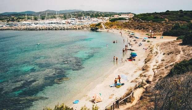 Paréntesis a orillas del mar en Cagliari