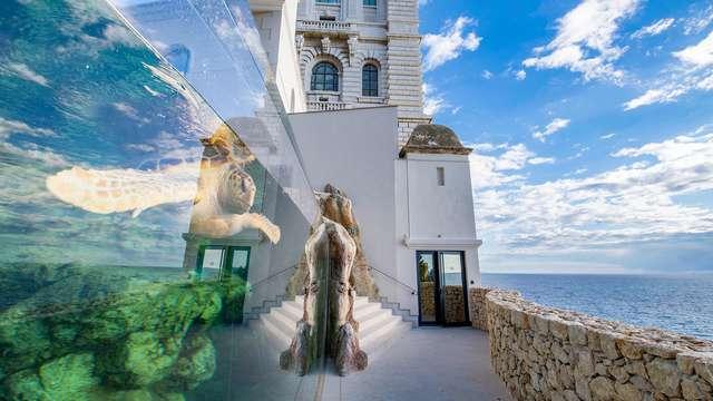 Entrada para el Museo oceanográfico de Mónaco para 2 adultos