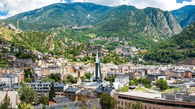 Romantisch relaxen in Andorra la Vella met extraatjes