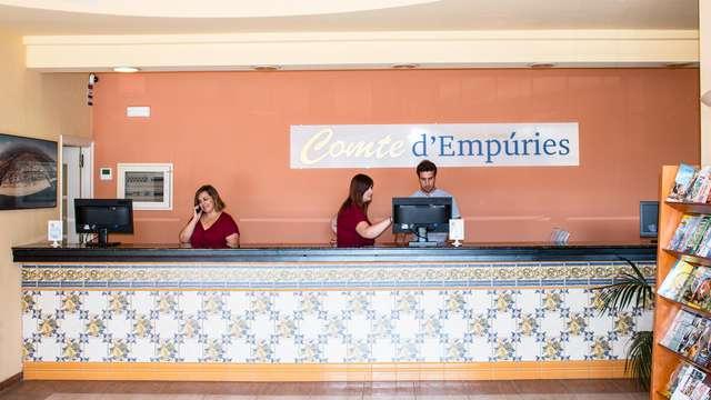 Apts Gran Reserva -Comte d Empuries