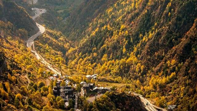 Escapada en el norte de Andorra, en Soldeu