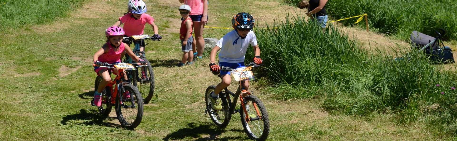 Balade en vélo électrique et moment de détente à la Clusaz