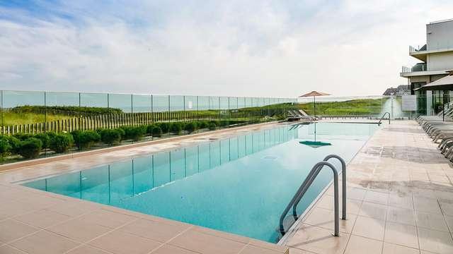Hotel les bains de Cabourg Spa by Thalazur