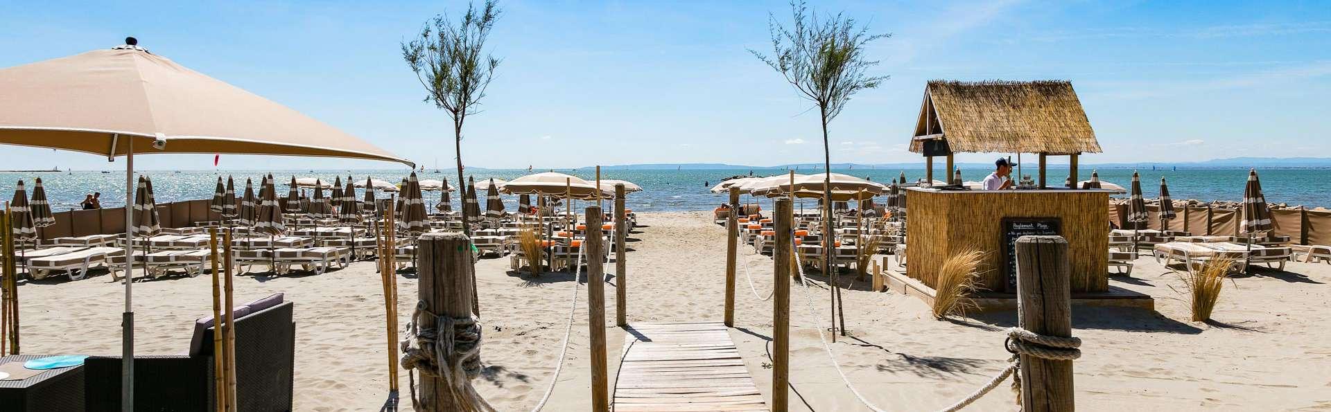 Week-end sur la côte Méditerranéenne au Grau-du-Roi