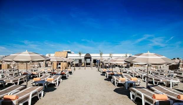 Bord de mer, détente et relaxation dans un hôtel Thalasso