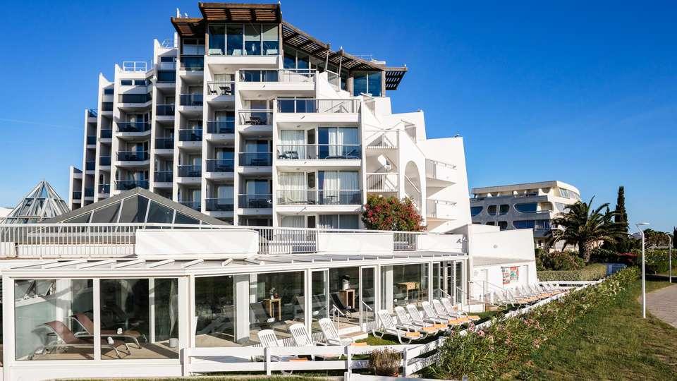 Hôtel les bains de Camargue & Spa by Thalazur - EDIT_FRONT_01.jpg
