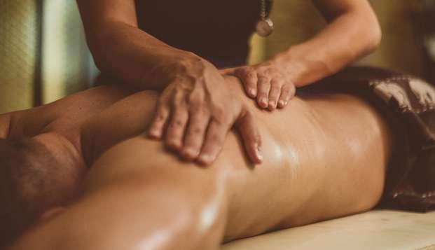 Massage en duo, accès au spa et dîner à Toulouse !