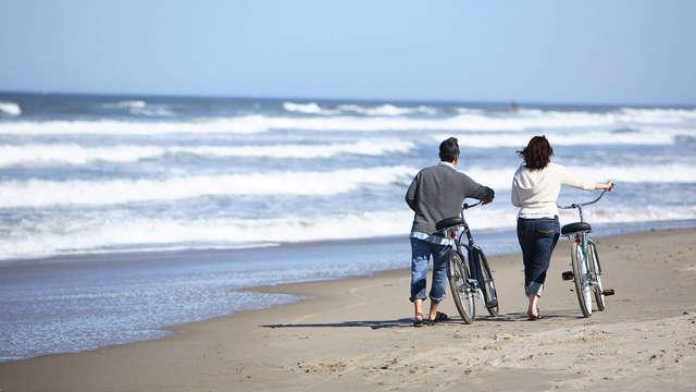 Ontspan en ontdek de prachtige Zeeuwse kust op de fiets