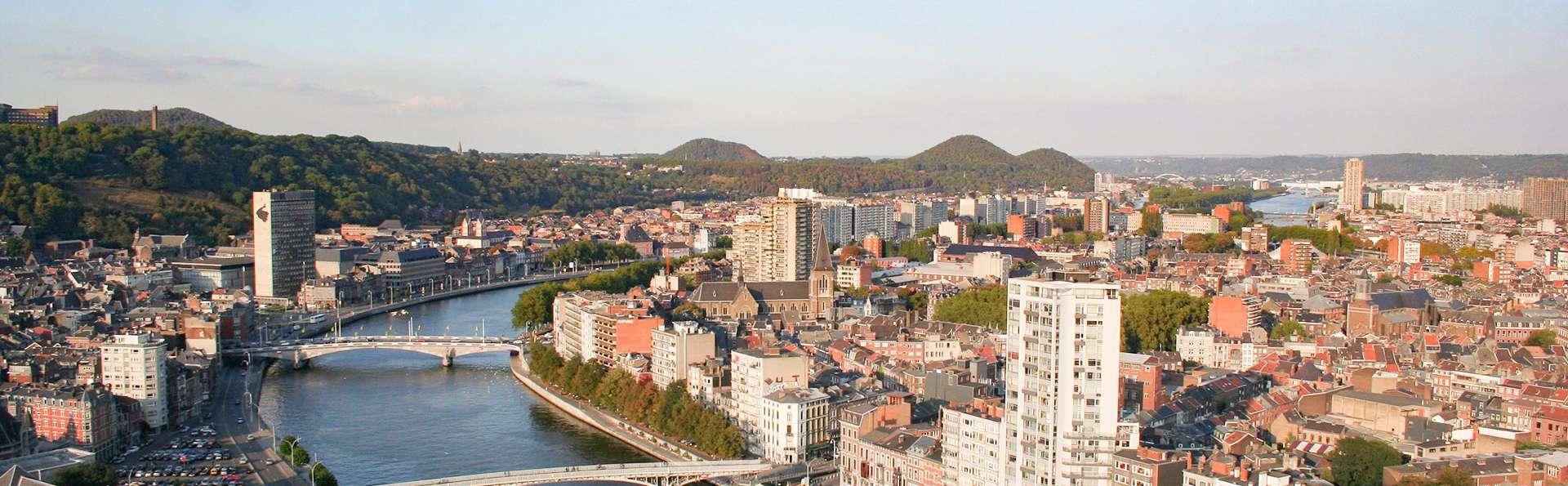 Séjour à Liège dans un hôtel plein de charme