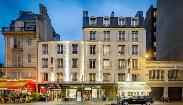 Week-end à deux pas des Champs-Elysées