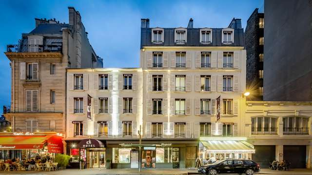 Hotel Courcelles-Etoile