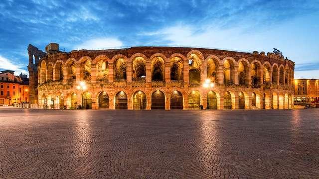 Alojamiento ideal cerca de Verona